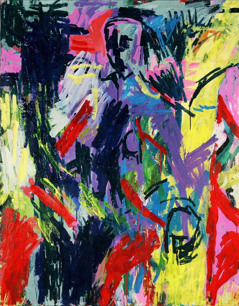 Paintings Eighties 1984-1989